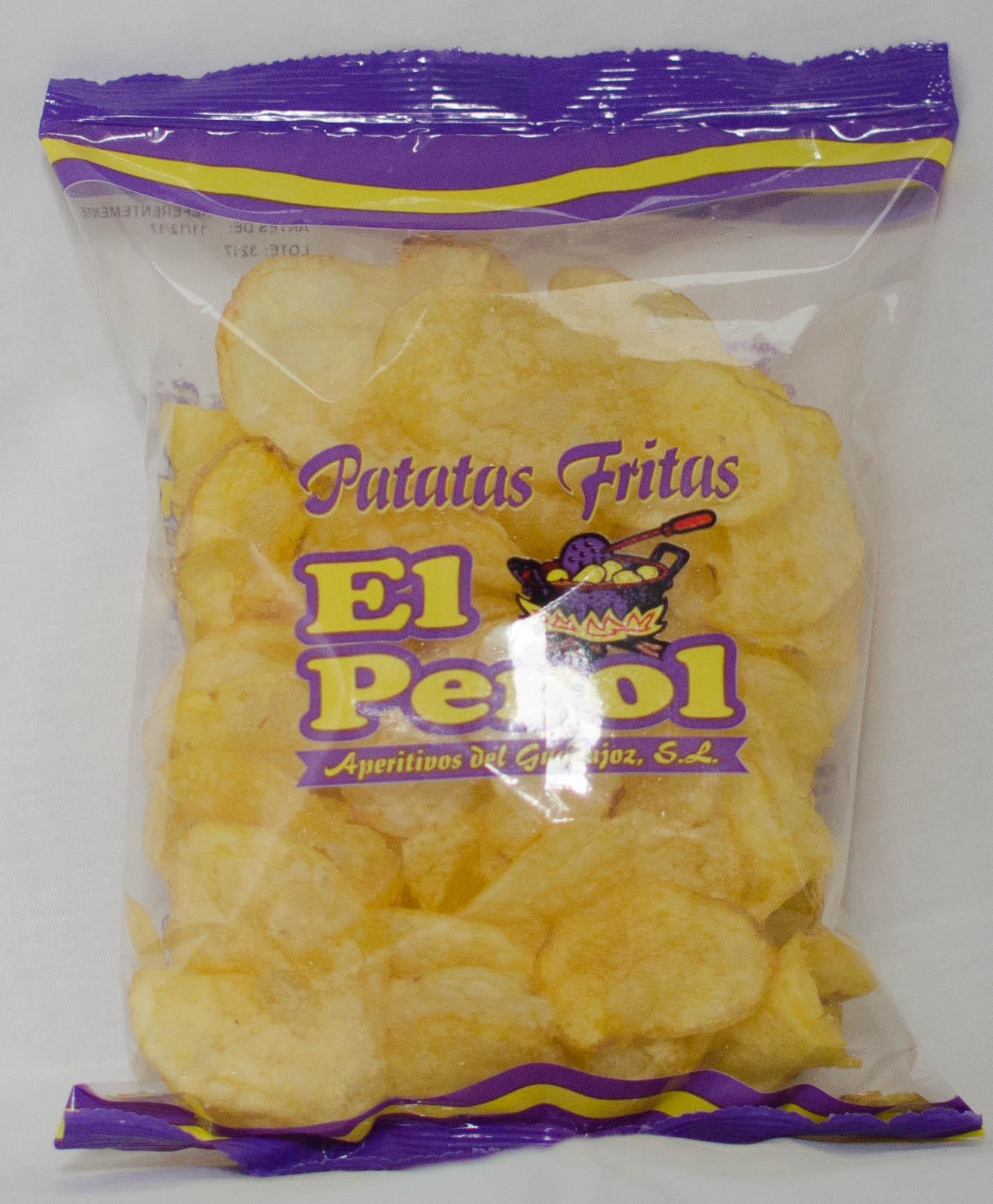 Patatas fritas (100grs) Image