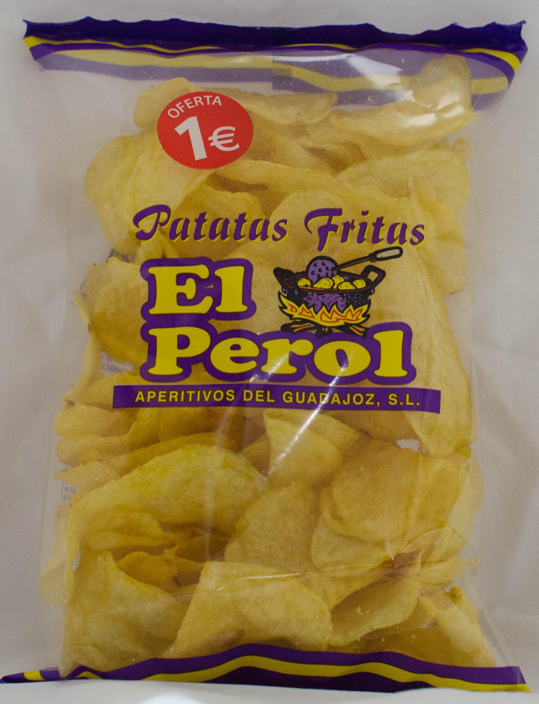 Patatas fritas (170grs) Image